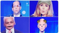 Élection présidentielle: Le meilleur et le pire du troisième débat sur les réseaux