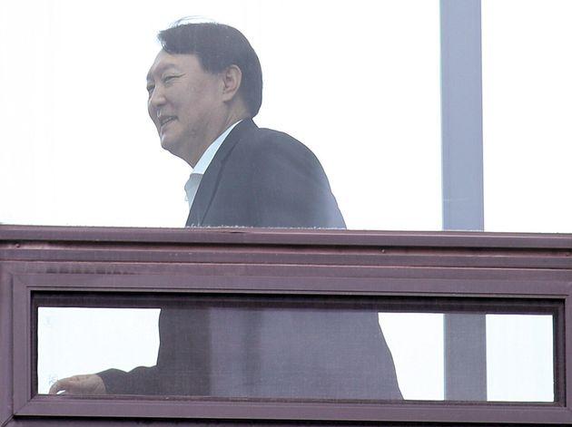 조국 법무부장관 임명 당일, 윤석열 검찰총장이 간부들에게 한