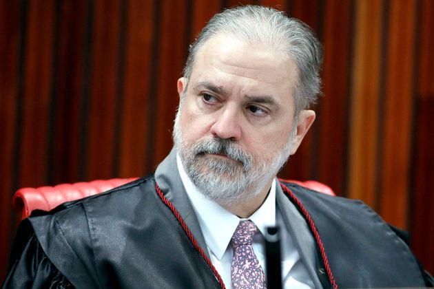Augusto Aras foi indicado ao posto de PGR pelo presidente Jair