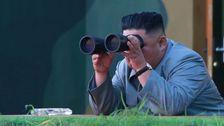 Nordkorea Sagt, Sie Will Reden, Um US Wieder, Dann Feuert Mehrere Geschosse