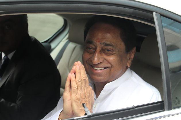 Kamal Nath in a file