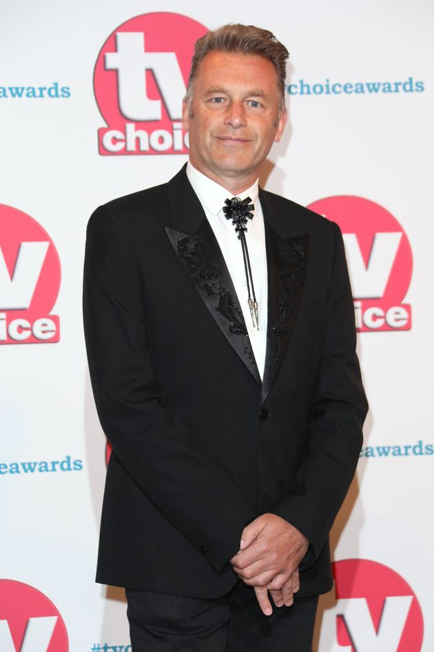 Chris Packham Booed By Showbiz Crowd At TV Choice Awards After Springwatch Host Blasts I'm A Celebrity For 'Abusing Animals'