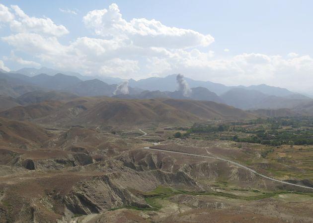 Αφγανιστάν: Τουλάχιστον επτά άμαχοι νεκροί σε αμερικανικό αεροπορικό