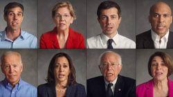 Democratic Rivals Unite In Powerful Plea For Gun