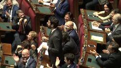 Il finto lapsus di D'Uva per attaccare Salvini: