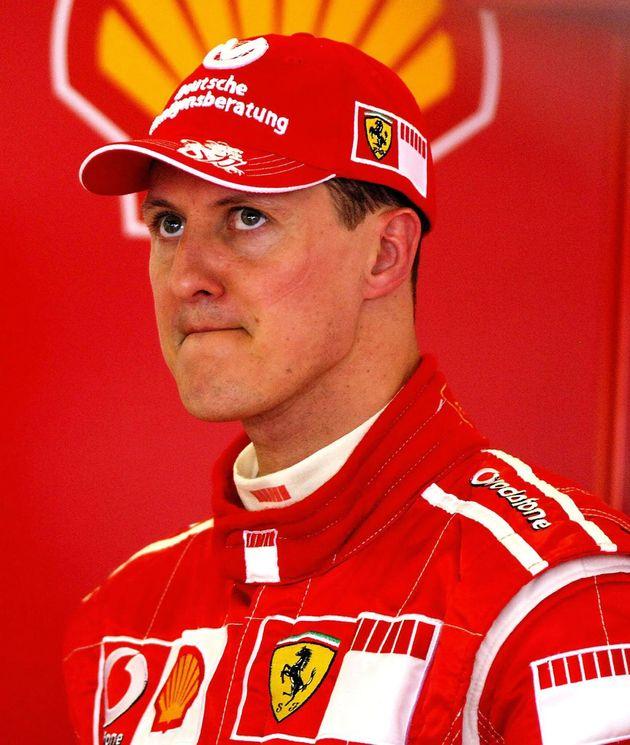 Michael Schumacher In Paris Hospital For Stem Cell Treatment