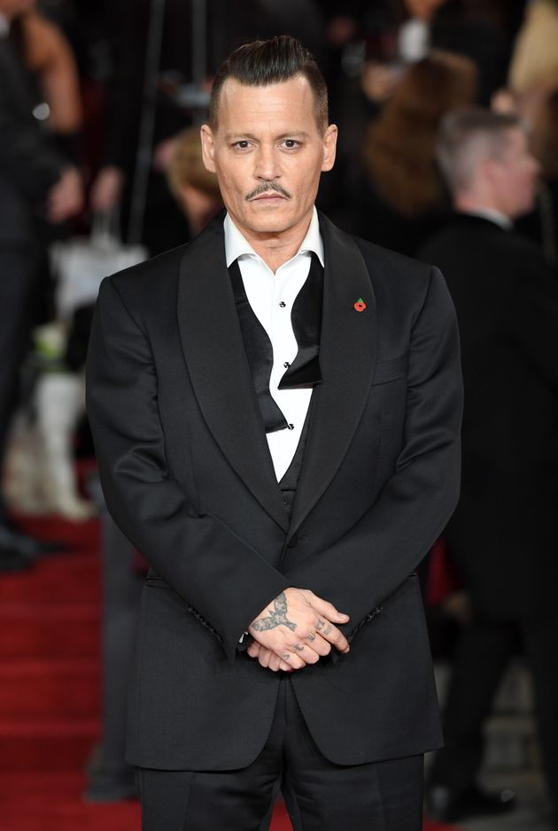 Johnny Depp Responds To Backlash Over Controversial Dior Sauvage Ad Campaign