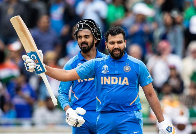 Rohit Sharma and KL