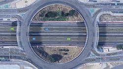 'Atrocha rotondas': la Policía avisa de una extendida práctica que está multada con 200 euros y es muy