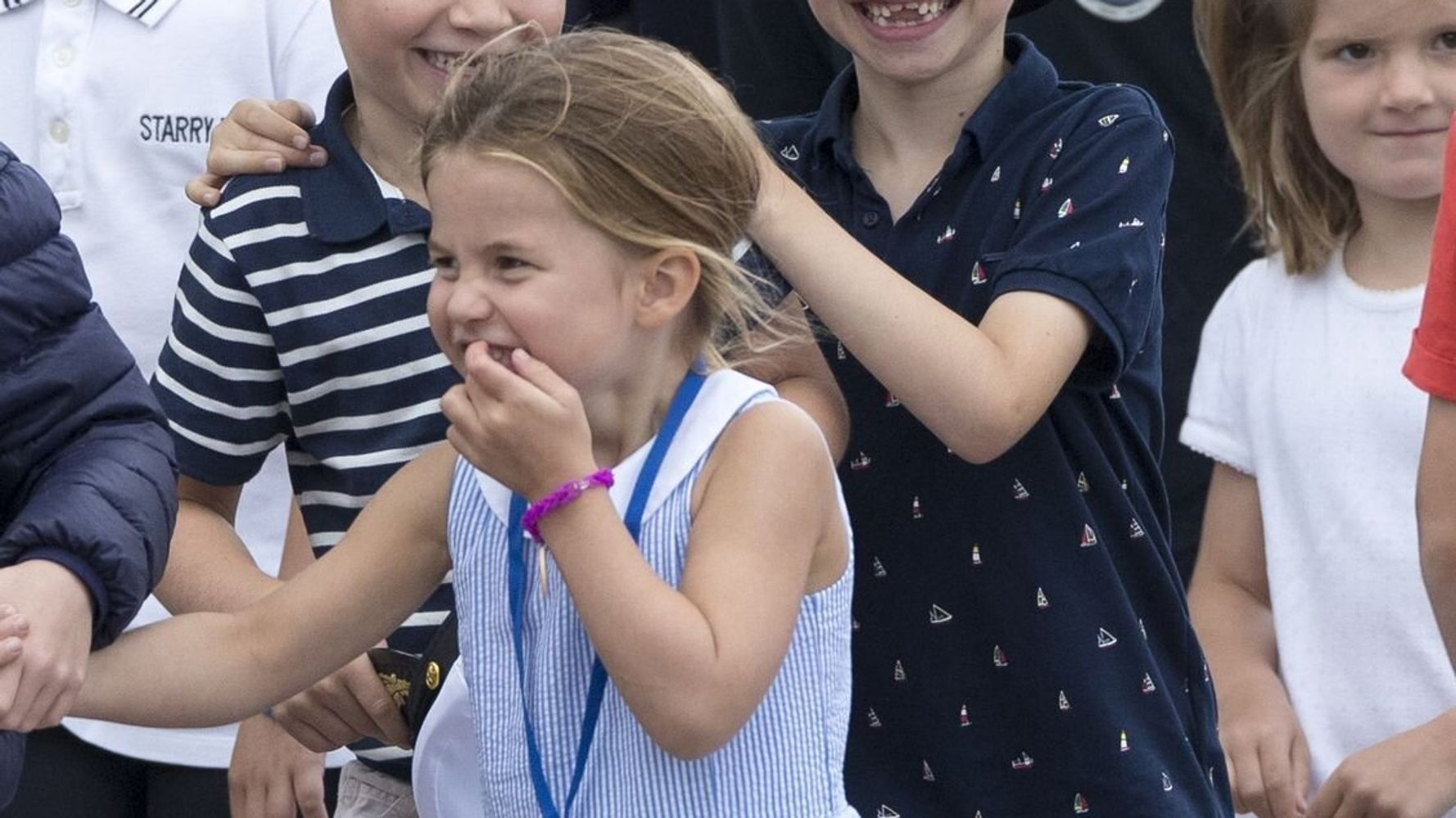 Princess Charlotte Got Herself A Nickname At Nursery For Her 'Feisty Personality'