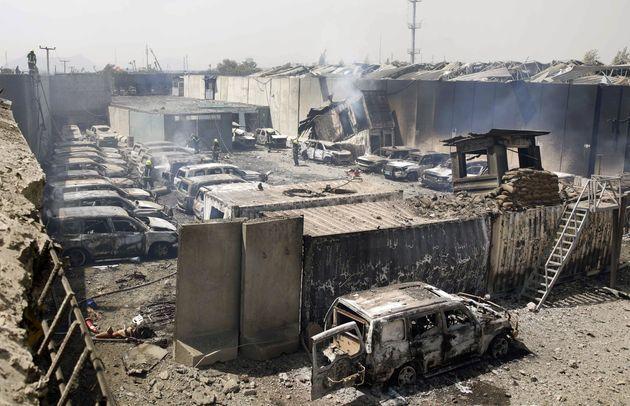 Ταλιμπάν: Οι ΗΠΑ θα το μετανιώσουν αν αποχωρήσουν από τις ειρηνευτικές
