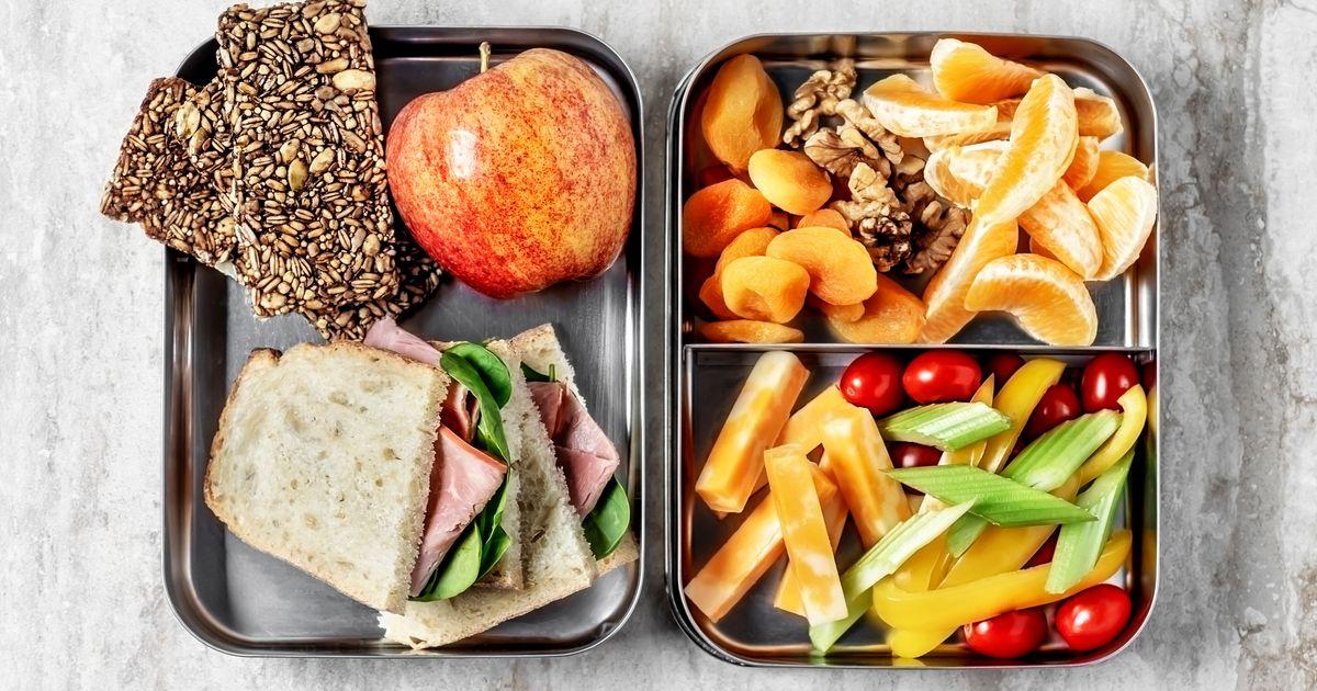 Voici comment se préparer un déjeuner sans plastique au bureau (ou à l'école)