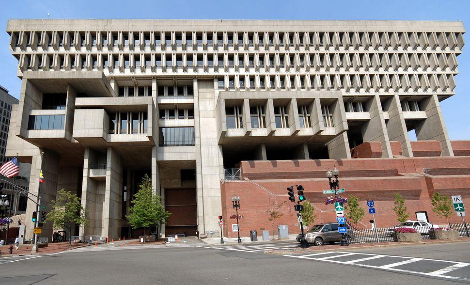 Η κατασκευή του κτιρίου ολοκληρώθηκε το 1968.