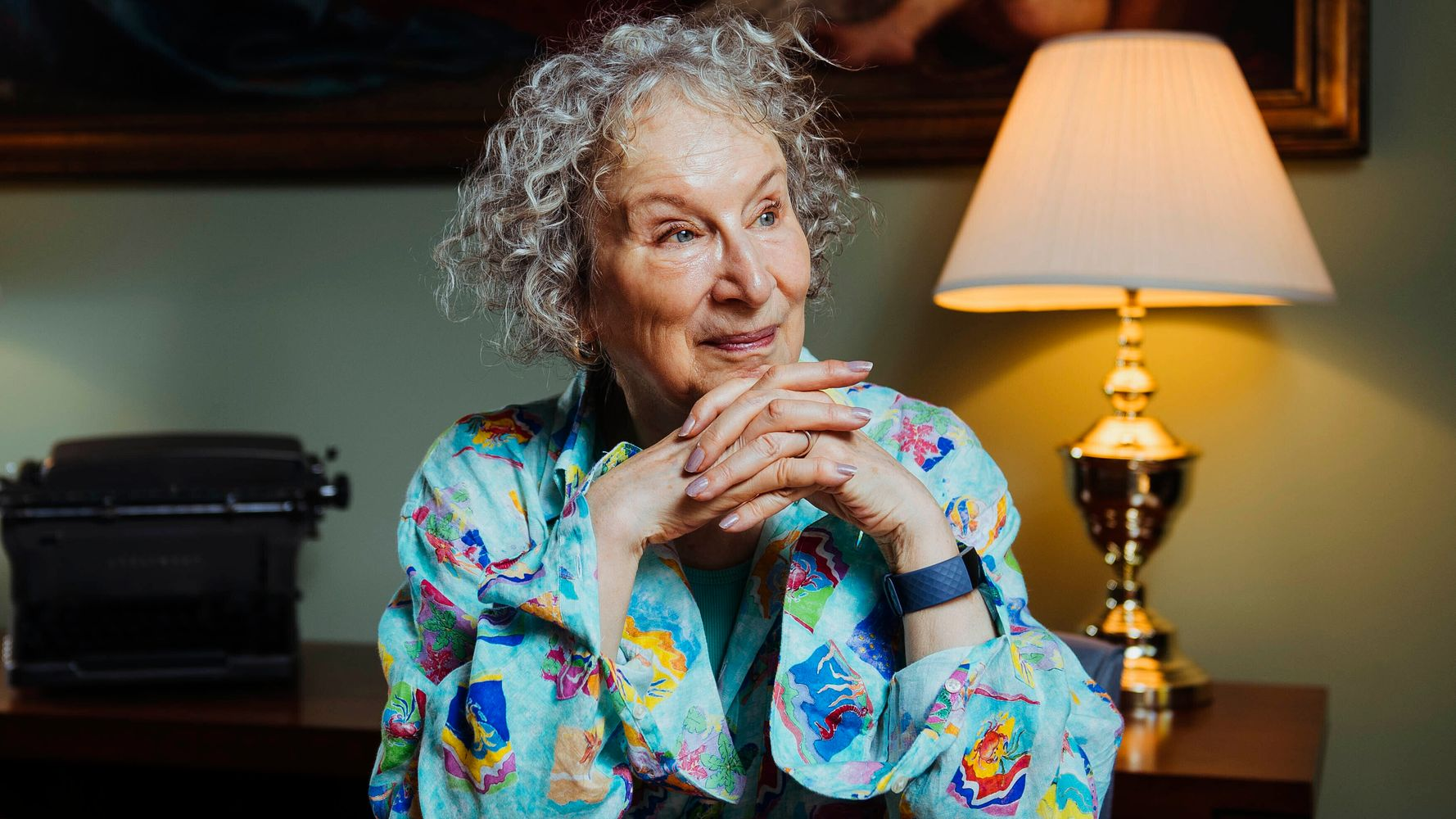 Margaret Atwood Says A Handmaid's Tale Is Now 'A Lot Closer to Reality'