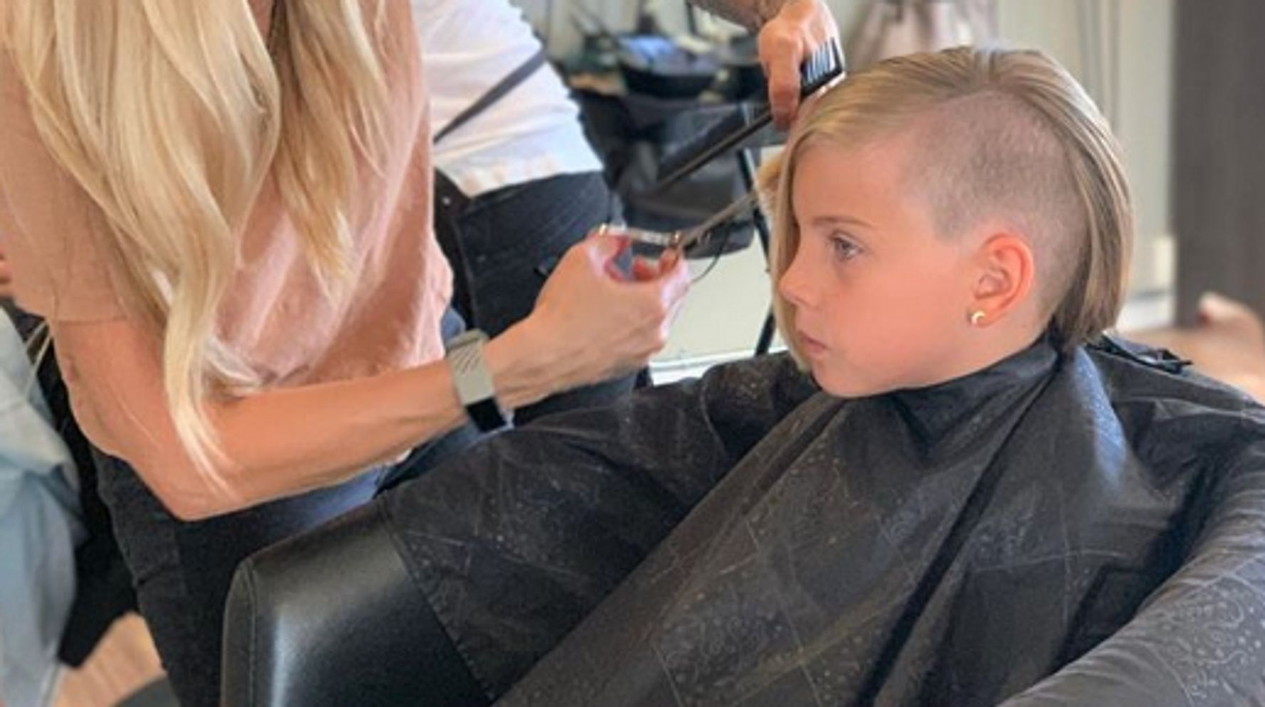 Pink's Daughter Is A 'Punk Rocker' With Her New Haircut – Just Like Her Mum