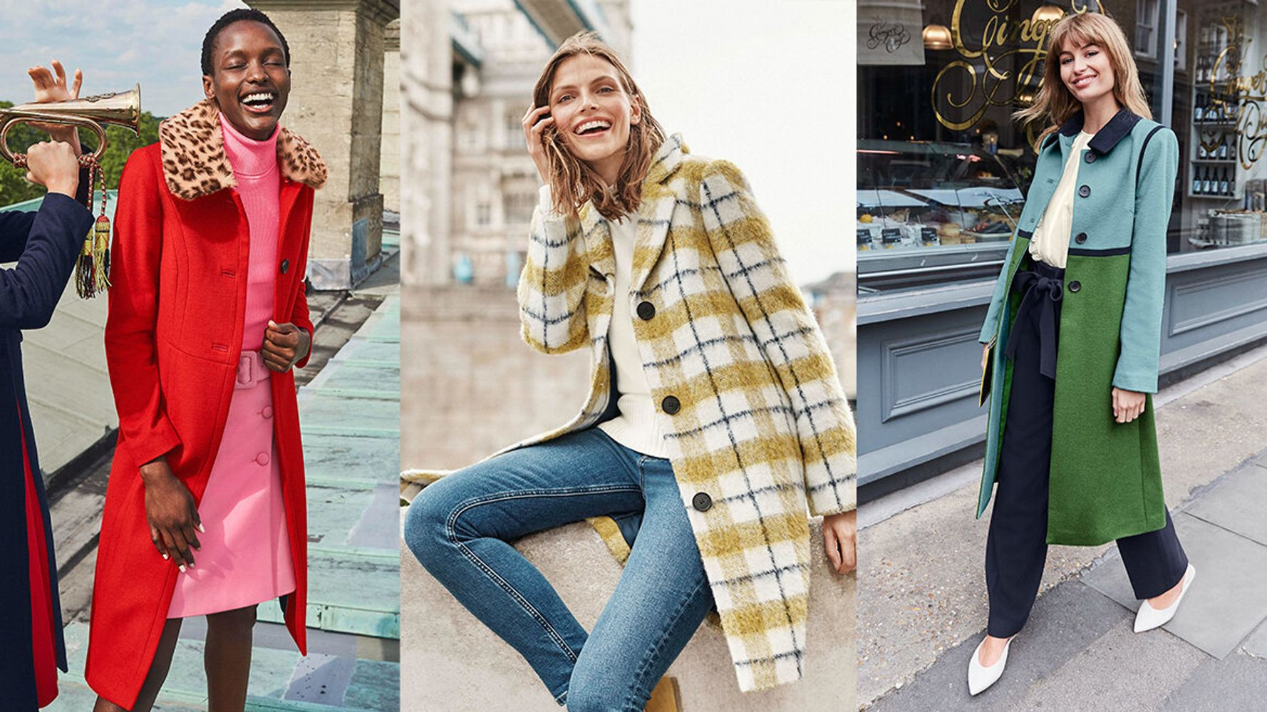 Boden's New Coat Collection Is Everything We Need For The Autumn Weather