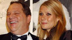 Gwyneth Paltrow s'est déjà cachée dans sa salle de bain pour éviter Harvey