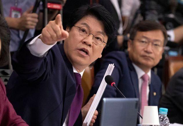 ジャンジェウォン議員