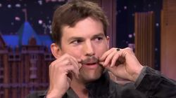 Ashton Kutcher Reveals Strange Origin Story Of His