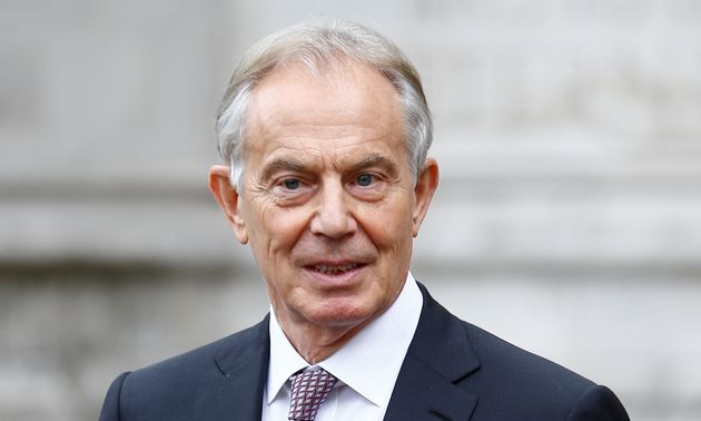 Boris Johnson Would Be 'Smart' To Hold No-Deal Brexit Referendum Rather Than Snap Election, Says Tony Blair