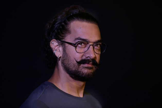 A file photo of Aamir