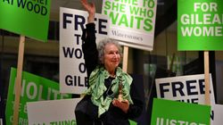 Praise Be! Fans And Bookstores Are Celebrating Release Of Margaret Atwood's The