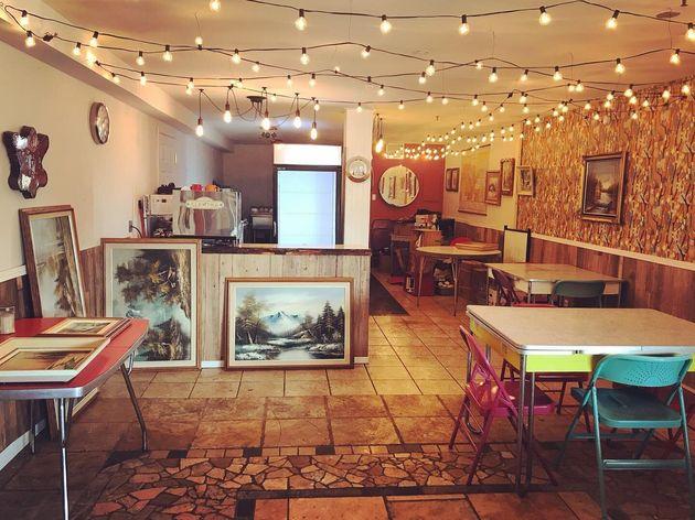 Le Vegan Canteen, un café végane situé à Val-David, a fermé ses portes...