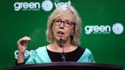 Les verts clarifient des propos d'Elizabeth May sur
