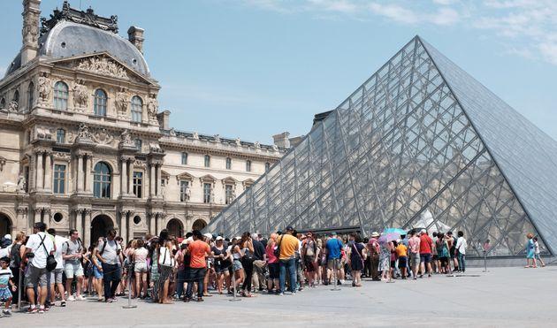 Les visiteurs pourront retrouver les galeries du Louvre à partir du 6