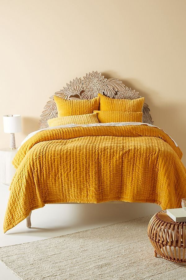 Why Ochre Yellow Is The Fall Color Trend You Ve Been