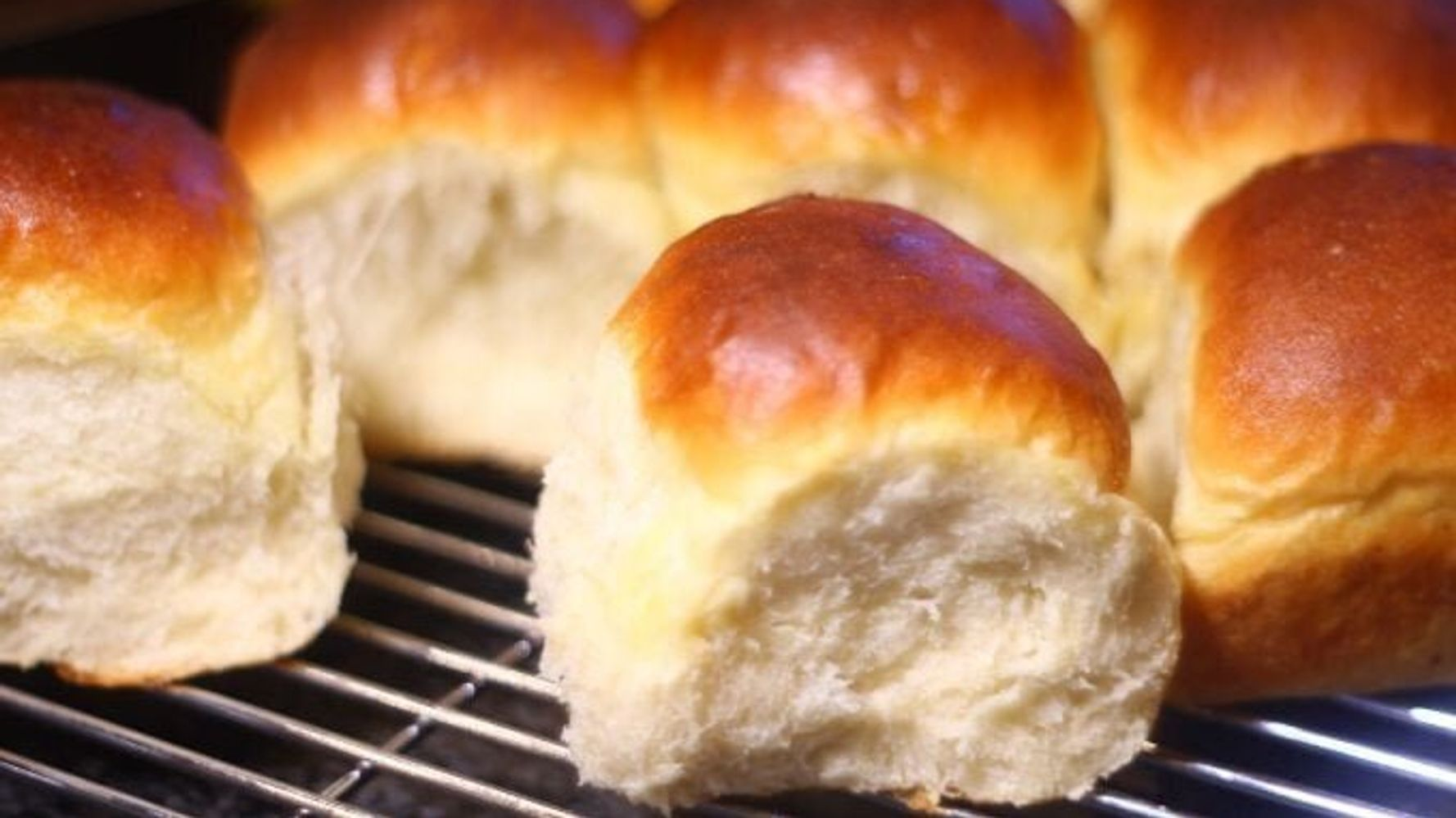 A White Burger Bap Recipe, Inspired By Bake Off's Technical Challenge