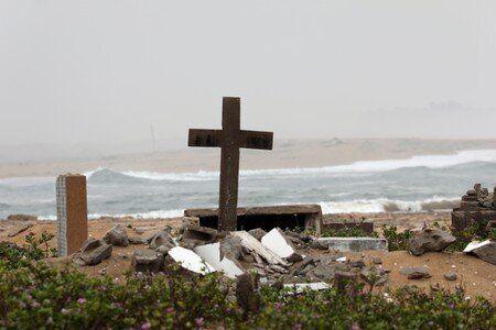 Ακτή Ελεφαντοστού: Το χωριό που βυθίζει η κλιματική
