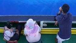 Les sauveteurs espagnols viennent en aide à 79 migrants en provenance des côtes