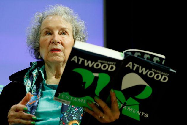 Margaret Atwoodlançou sequência de