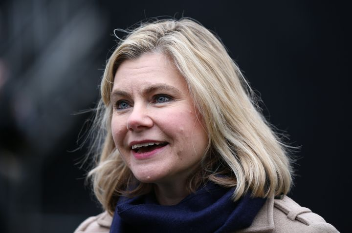 <strong>Justine Greening revealed last week she would not be standing as a Tory MP in the next general election&nbsp;</strong>