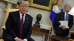 Trump despide a John Bolton, su asesor de Seguridad