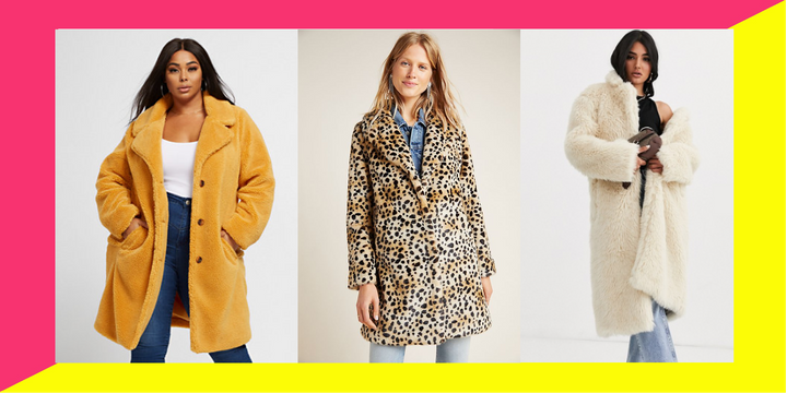 Teddy coats are the perfect answer to chilly fall evenings.