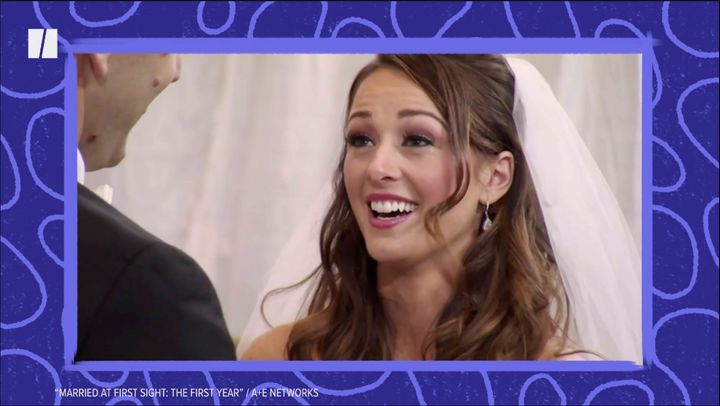 """When you hide it and you hold it inside, you're so weighed down by it that it really does still affect you,"" said Jamie Otis of A&E's ""Married At First Sight"" on how therapy helped her."