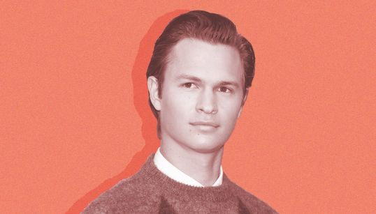 Ansel Elgort Has A Lot On His