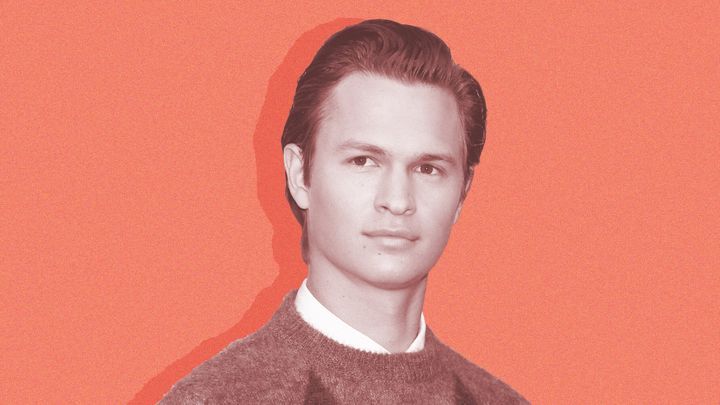 Ansel Elgort, At Once Hopeless And Happy, Has A Lot On His Mind