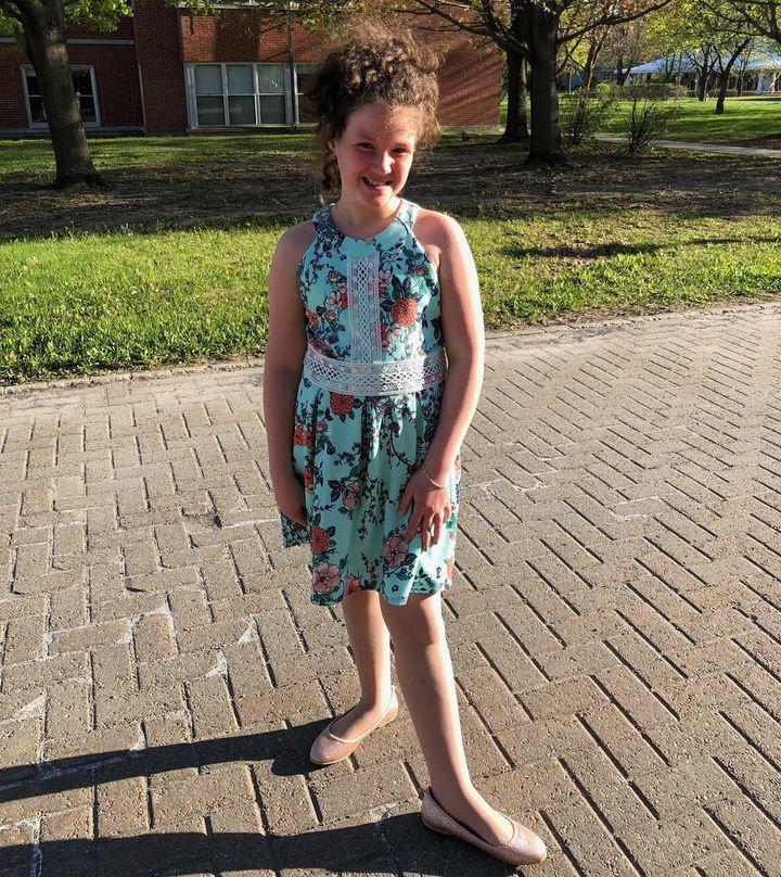 Charlie Provost est maintenant âgée de dix ans. Elle est en rémission de la leucémie depuis deux ans.