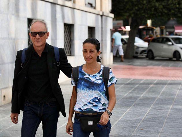 La madre de Gabriel declara sin biombo ante la autora confesa de la muerte violenta de su