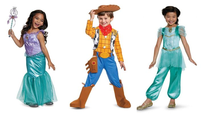 Pinterest's annual Halloween trends report revealed kids will be clamouring for these classic characters.