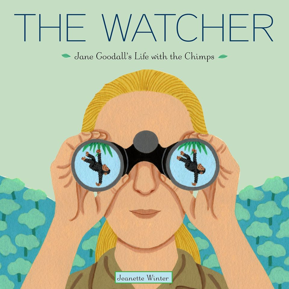 This picture book biography traces Jane Goodall's life from her childhood in the U.K. to her years studying chimpanzees in Ta