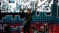 Green Day de retour sur scène et dans vos