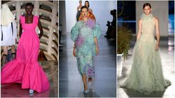 27 Of The Most Beautiful Dresses At New York Fashion
