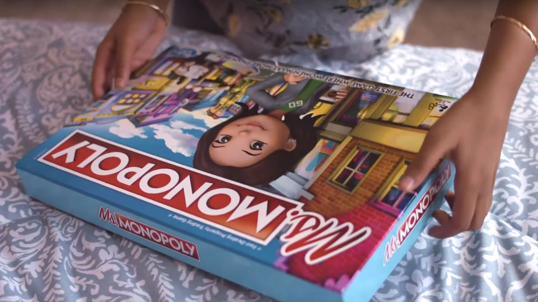 'Ms. Monopoly' Tips The Scales For Women In Attempt At Feminism