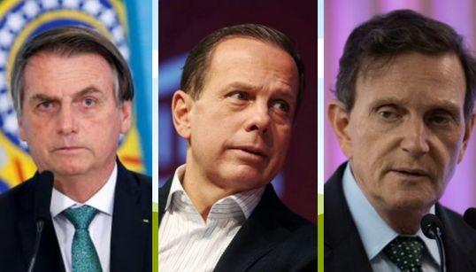 Decisão do STF permite que Bolsonaro, Doria e Crivella sejam punidos por