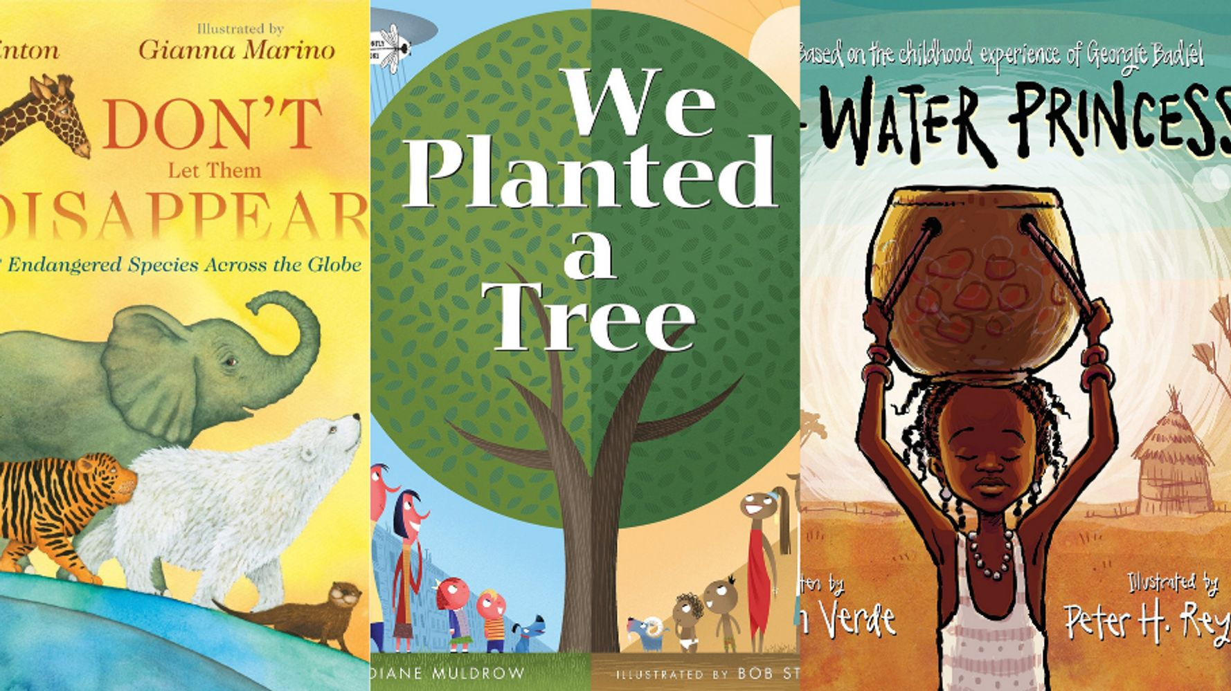 25 Books That Teach Kids To Care About The Environment