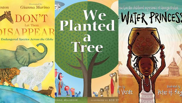 Environmental Children's Books